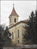 Image for Kostel / Church sv.Jana Nepomuckeho, Ohare, CZ