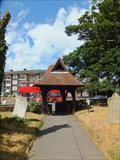 Image for St Paulinus Church Lychgate - Crayford, UK