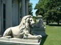 Image for Adam Schaaf Mausoleum Lions