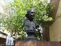 Image for Ben Franklin Bust of Keys - Philadelphia, PA