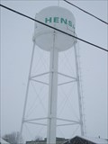 Image for Hensall Water Tower