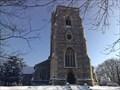 Image for ALL SAINTS CHURCH, BELL TOWER, BENHILTON, SUTTON, SURREY UK