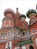 Image for St. Basil's Onion Domes  -  Moscow, Russia