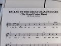 Image for Ballad of the Great Grand Coulee - Grand Coulee Dam, WA, USA