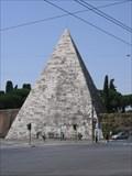 Image for Pyramid of Gaius Cestius