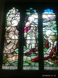 Image for Memorial Window,  St Genesius church - St Gennys, Cornwall