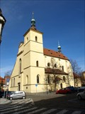 Image for Church of St Castulus (Kostel sv. Haštala) - Praha, CZ