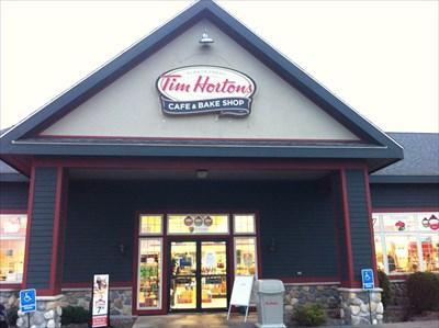 Tim Hortons Ogdensburg Ny Horton S Restaurants On Waymarking