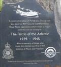 Image for Battle of the Atlantic Memorial - Pembroke Dock, Pembrokeshire, Wales.