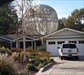Image for This guy built a Death Star on his house