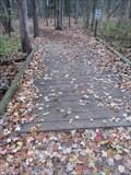 Image for Pickerel Lake Park Footbridge - Cannonsburg, Michigan