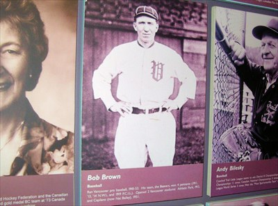 Ran pro baseball in Vancouver from 1910 to 1953. His team, the Vancouver Beavers won 4 pennants.