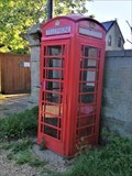 Image for Red Telephone Box - Holtye, Kent
