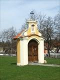 Image for Kaple u zboreného Rokycanova domku / Rokycana house chapel, Rokycany, Czech republic