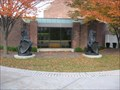 Image for Buffalo State College Lion Statues - Buffalo, NY