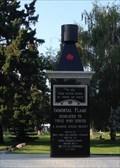 Image for Immortal Flame Memorial - Lethbridge, Alberta