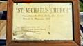 Image for St. Michael's Church  - 1863 - Fort Missoula, Missoula, MT