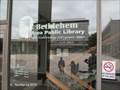 Image for Bethlehem Area Public Library - Bethlehem, PA