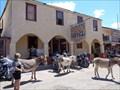 Image for Oatman Hotel ~ Route 66 ~ Arizona, USA.