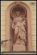 Image for Goddess with Cornucopia (Veverí) - Brno, Czech Republic