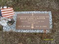 Image for Billy Lane Lauffer - Murray, KY