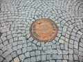 Image for Manhole Cover CoA of Zatec, Czech Republic [