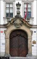 Image for Portal and Door - Grand Priory Palace / Velkoprevorský palác (Prague - Malá Strana)