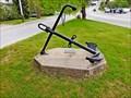 Image for First Naval Battle Commemorative Anchor - Machias, ME