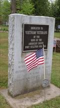Image for Vietnam War Memorial, Park - Athens, PA