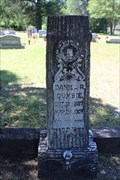 Image for Daniel R. Cumbie - Black Jack Cemetery - Henderson County, TX