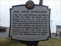 Image for Mrs. John Donelson - Nashville, TN