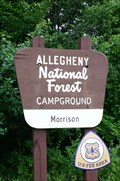Image for Morrison Campground - Allegnheny National Forest - McKean County, Pennsylvania
