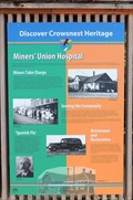 Image for Miner's Union Hospital -- Coleman, AB CAN