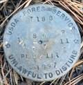Image for T 18 S, R 11 E, 1/4 Cor. 6, 7 - Oregon