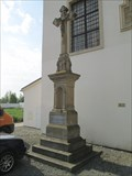 Image for Churchyard Cross - Vyškov, Czech Republic