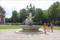 Image for King William Court Fountain -- Old Royal Naval College, Greenwich, London, UK