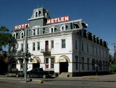 Hotel Metlen Dillon Montana U S National Register Of Historic Places On Waymarking