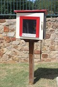 Image for Little Free Library #26802 - Bruce Lockhart Lions Club Park - Highland Village, TX