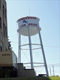 Image for Water Tower - Henderson Commercial Historic District - Henderson, TX