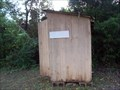 Image for Outhouse - Larissa Cemetery, Cherokee County, Texas
