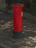 Image for Victorian Pillar Box - Caledonia Road - Clifton - Bristol - UK