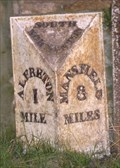Image for Milestone - Carnfield Hill, South Normanton, Derbyshire, UK.