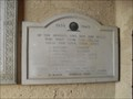 Image for WW2 Memorial - St.Mary and All Saints' Church, Creake Road, Sculthorpe, Norfolk. NR21 9NJ