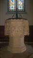 Image for Baptism Font - St Thomas - Melbury Abbas, Devon