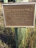 Image for Nils Pehrson Field ,Dog Island Florida,USA