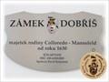 Image for No. 514, Zamek Dobris, CZ