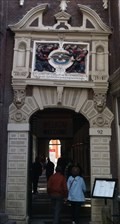 Image for De poort aan de kalverstraat - 1581 - Amsterdam - Netherlands