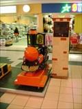 Image for Santa Fe Train - Rockwood Mall - Mississauga, Ontario, Canada