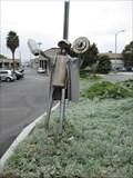 Image for Monrovia Car Sculpture Man - Monrovia, CA
