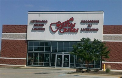 guitar center evansville in musical instrument retailers on